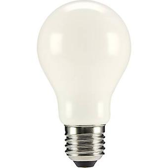 Sygonix LED E27 Arbitrary 6 W = 55 W Warm white (Ø x L) 60 mm x 105 mm EEC: A++ Filament 1 pc(s)