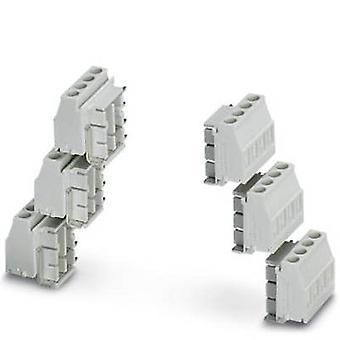 Terminal de tornillo KMGY de Phoenix contacto MKDSO 2,5/4-6 2,50 mm² número de pernos 4 gris 1 PC