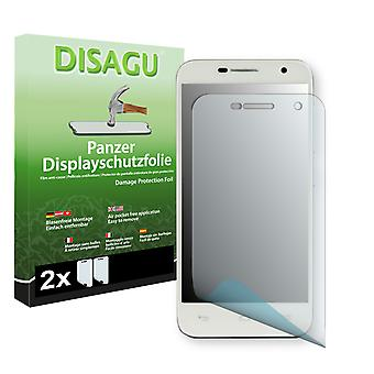 Alcatel en touch Idol 2 mini display - Disagu tank protector film beskyddare