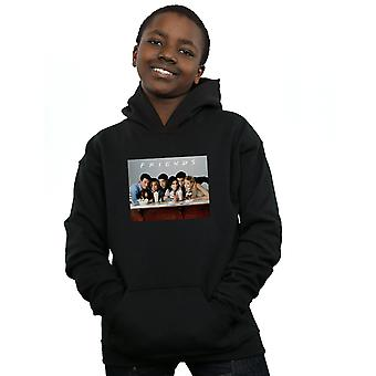 Friends Boys Group Photo Milkshakes Hoodie