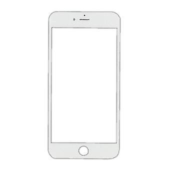 Stuff Certified® iPhone 7 Plus AAA + kvalitet främre glas - vit