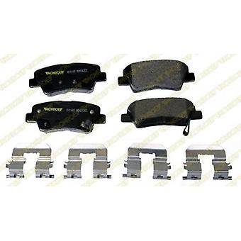 Monroe DX1445 Rear Dynamic Premium Brake Pad Set