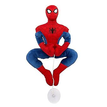 Spiderman Plush 25 cm with suction cup