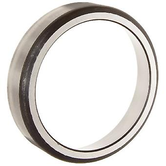 Timken 25527 Tapered Roller Bearing, Single Cup, Standard Tolerance, Straight Outside Diameter, Steel, Inch, 3.3460