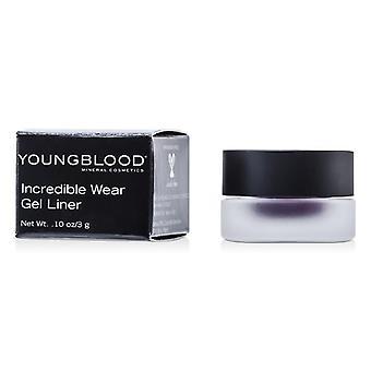Youngblood increíble usar funda de Gel - # negro Orchid - 3g / 0.1 oz