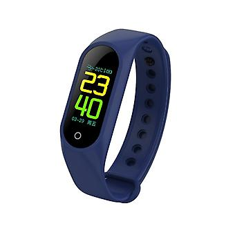K9 Smart Fitness Band - Mörkblå