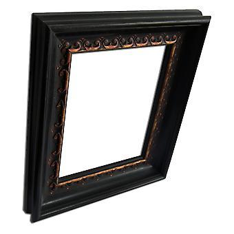 28 x 35 cm oder 11 x 14 Zoll, Bilderrahmen in gold