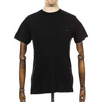 Edwin Jeans Pocket Tee - Black