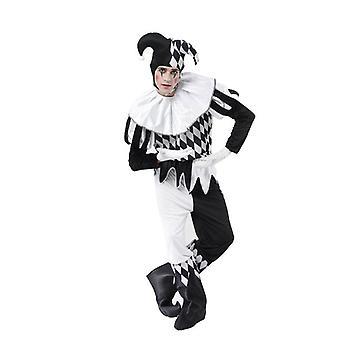 Harlequin Costume.