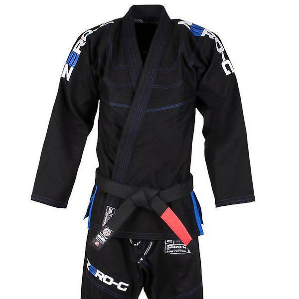 Tatamis Fightwear Zero G V4 BJJ Gi noir
