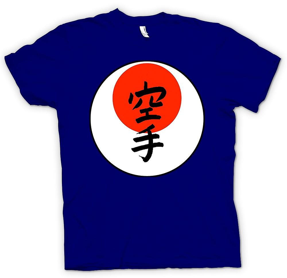 Herr T-shirt - japanska Slogan - Cool
