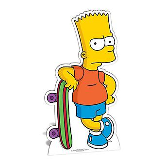 Bart Simpson Lifesize Cardboard Cutout / Standee - The Simpsons