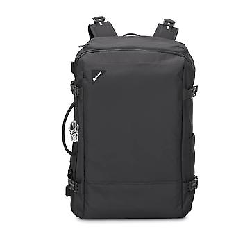 Pacsafe Jet Black Vibe Carry On - 40 Litre Backpack