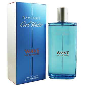 Davidoff cool water wave man - men 200 ml Eau de Toilette EDT