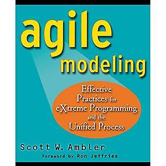 Agile Modeling: Effektiva metoder för extrem programmering och enhetlig processen