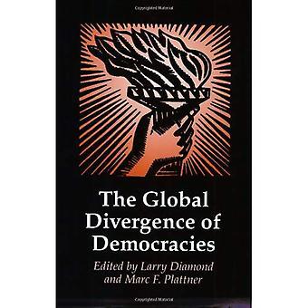 Die globale Divergenz der Demokratien (eine Zeitschrift für Demokratie-Buch)