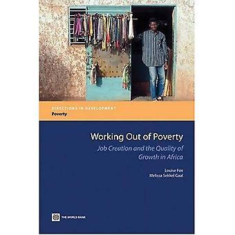 Werken uit de armoede: banen scheppen en de kwaliteit van de groei in Afrika