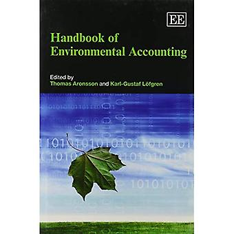 Manual de contabilidad ambiental (referencia Original de Elgar)
