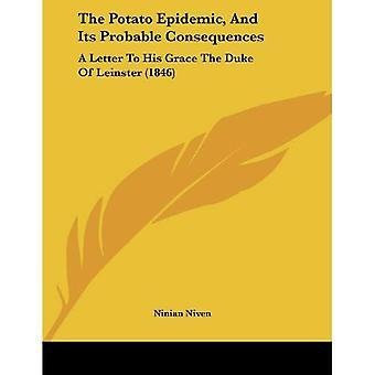 A epidemia de batata e suas prováveis consequências: uma carta à sua graça o Duque de Leinster (1846)