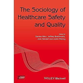 Die Soziologie der medizinischen Sicherheit und Qualität (Soziologie der Gesundheit und Krankheit Monographien)
