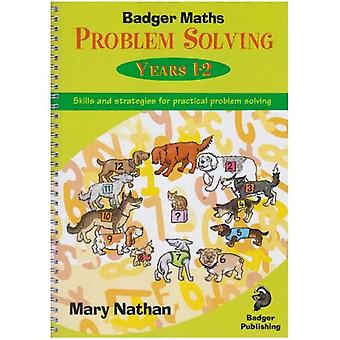 Badger Maths Problem Solving: Years 1-2