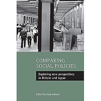 En comparant les politiques sociales: Explorer de nouvelles Perspectives en Grande-Bretagne et le Japon