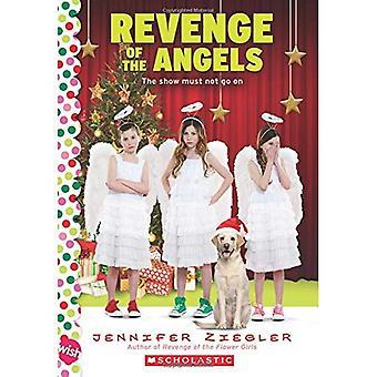 Revenge of the Angels: A Wish Novel (Brewster Triplets)