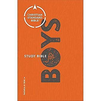 Bible d'étude OEC pour garçons