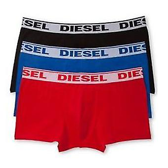 Pack of 3 DIESEL underwear timeless men's Boxer shorts stained