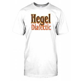 Hegel dialectique - Conspiracy T Shirt