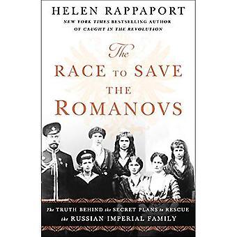 La course pour sauver les Romanov: la vérité derrière le Secret des Plans de sauvetage de la famille impériale russe