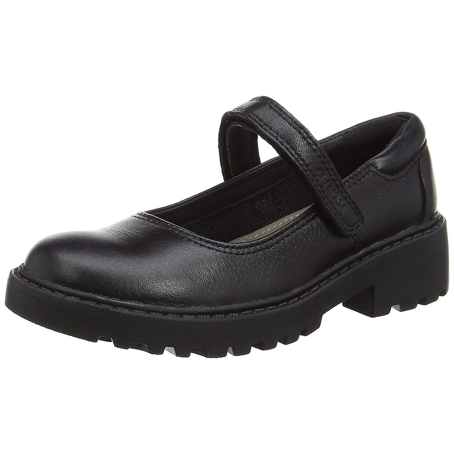 Geox Girls J Casey G. P Touch Fastening chaussures