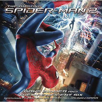 Amazing Spiderman 2 - Amazing Spiderman 2 [CD] USA import