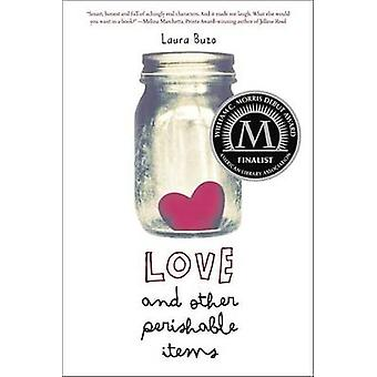 Love and Other Perishable Items by Laura Buzo - 9780307929747 Book