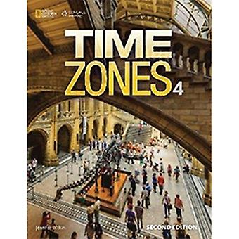 Time Zones 4 - Workbook (2nd Revised edition) by National Geographic -