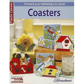 Coasters by Herrschners - 9781464709197 Book