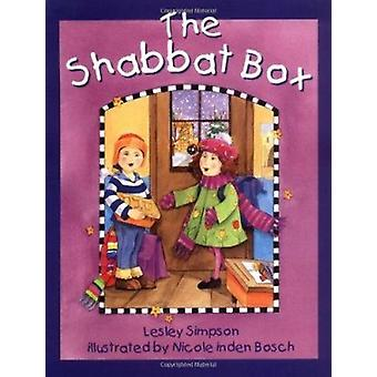 The Shabbat Box by Lesley Simpson - 9781580130271 Book