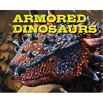 Armored Dinosaurs by Applesauce Press - 9781604336009 Book