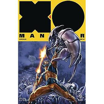 X-O Manowar (2017) Volume 3 - Emperor by Matt Kindt - 9781682152355 Bo