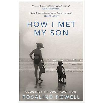 How I Met My Son - A Journey Through Adoption by Rosalind Powell - 978