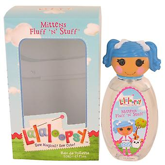 Lalaloopsy by Marmol & Son Eau De Toilette Spray (Fluff n Stuff) 1.7 oz / 50 ml (Women)