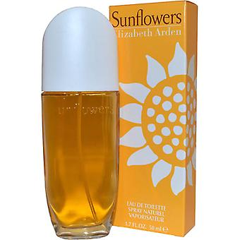 Elizabeth Arden Sunflowers Eau de Toilette Spray 50ml