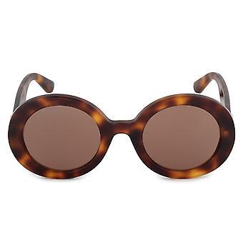 Gucci Round Sunglasses GG0319S 002 52