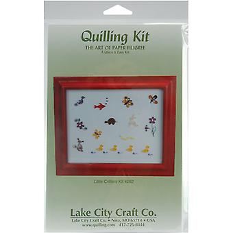 Quilling Kit Little Critters Q282