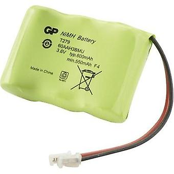 Cordless phone batteries GP Batteries T279 Suitable for brands: Alcatel, AT&T, Emerson, Panasonic, Sanyo, Sony NiMH 3.6