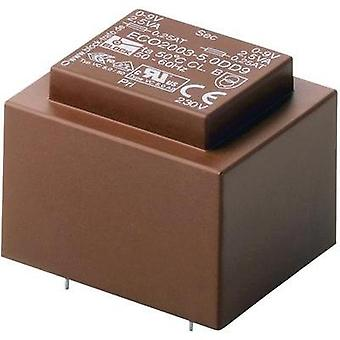 Block - PCB Mount Transformer 5VA