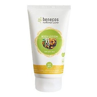 Benecos Body Lotion olivello spinoso e Orange