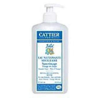 Cattier Micellar Cleansing Water Face & Body Drink 500 Ml