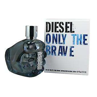 Diesel kun modige for mænd 2.5 oz 75 ml EDT Spray