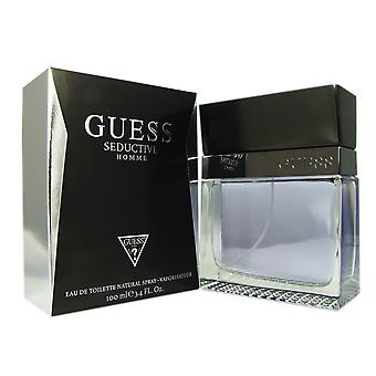 Guess Seductive for Men 3.4 oz EDT Spray